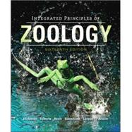 Integrated Principles of Zoology by Hickman, Jr., Cleveland; Keen, Susan; Larson, Allan; Eisenhour, David; I'Anson, Helen; Roberts, Larry, 9780073524214