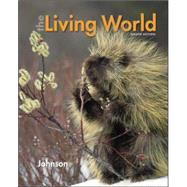 The Living World by Johnson, George, 9780078024214