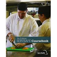 ServSafe CourseBook with Answer Sheet by National Restaurant Associatio, 9780134764214