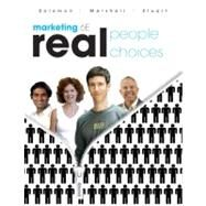 Marketing : Real People, Real Choices by Solomon, Michael R.; Marshall, Greg W.; Stuart, Elnora W., 9780136054214