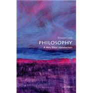 Philosophy: A Very Short Introduction by Craig, Edward, 9780192854216