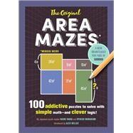 The Original Area Mazes by Inaba, Naoki; Murakami, Ryoichi; Bellos, Alex, 9781615194216