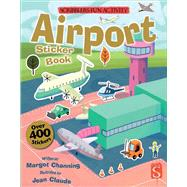 Airport Sticker Book by Channing, Margot; Claude, Jean, 9781910184219