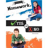 Homework, Yes or No by Everett, Reese, 9781681914220