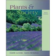 Plants and Society by Levetin, Estelle; McMahon, Karen, 9780073524221