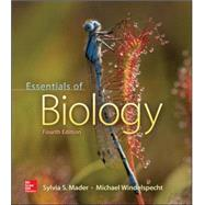Essentials of Biology by Mader, Sylvia; Windelspecht, Michael, 9780078024221