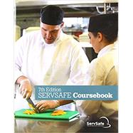 ServSafe CourseBook with Online Exam Voucher by National Restaurant Associatio, 9780134764221