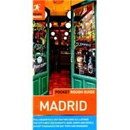 Pocket Rough Guide Madrid by Baskett, Simon, 9780241204221
