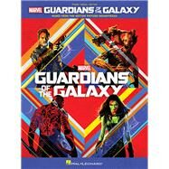 Guardians of the Galaxy: Music from the Motion Picture Soundtrack by Hal Leonard Publishing Corporation, 9781495004223