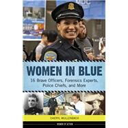 Women in Blue by Mullenbach, Cheryl, 9781613734223
