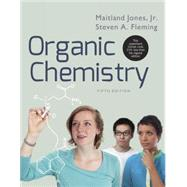 Organic Chemistry by Jones, Maitland, Jr.; Fleming, Steven A., 9780393124224