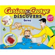 Curious George Discovers Germs by Zappy, Erica (ADP); Hirsch, Peter, 9780544454224