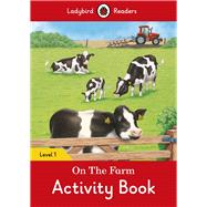 On the Farm Activity Book by Ladybird, 9780241254226
