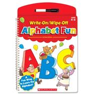 Write-On/Wipe-Off Alphabet Fun by Kama, Einhorn, 9780545804226