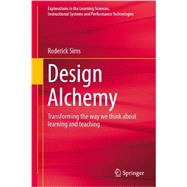 Design Alchemy by Sims, Roderick, 9783319024226