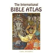 The International Bible Atlas by Carta Jerusalem, 9789652204226