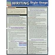 Writing Style & Usage: Compostition & Research by Jacobs, Kathryn, 9781423224228