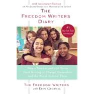 The Freedom Writers Diary by THE FREEDOM WRITERSGRUWELL, ERIN, 9780385494229