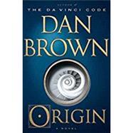 Origin by BROWN, DAN, 9780385514231