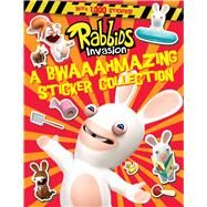 A Bwaaahmazing Sticker Collection by Evans, Cordelia, 9781481444231