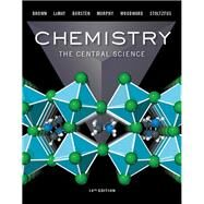 Chemistry The Central Science by Brown, Theodore E.; LeMay, H. Eugene; Bursten, Bruce E.; Murphy, Catherine; Woodward, Patrick; Stoltzfus, Matthew E., 9780134414232