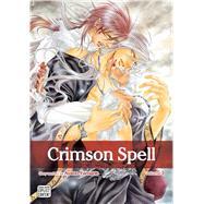 Crimson Spell 3 by Yamane, Ayano; Beck, Adrienne; LeBlanc, Jennifer; NRP Studios; Whitley, Yukiko, 9781421564234