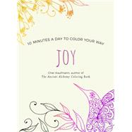 Joy by Kaufmann, Cher, 9781581574234