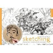 Beginner's Guide to Sketching by 3dtotal Publishing, 9781909414235