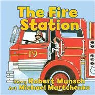 The Fire Station 9781554514236N