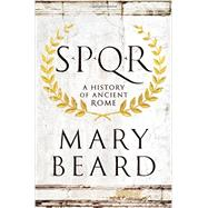 SPQR by Beard, Mary, 9780871404237
