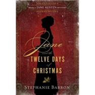 Jane and the Twelve Days of Christmas by Barron, Stephanie, 9781616954239
