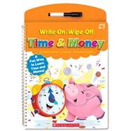 Write-On/Wipe-Off Time & Money by Milo, Jones, 9780545804240