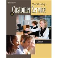 The World of Customer Service by Gibson, Pattie, 9780840064240