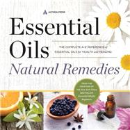 Essential Oils Natural Remedies by Althea Press, 9781623154240