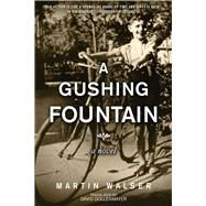 A Gushing Fountain by Walser, Martin; Dollenmayer, David, 9781628724240