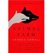 Animal Farm Centennial Edition by Orwell, George; Patchett, Ann, 9780452284241