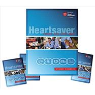 Heartsaver® First Aid CPR AED Student Workbook (Item #15-1018) by American Heart Association, 9781616694241