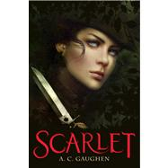 Scarlet by Gaughen, A.C., 9780802734242