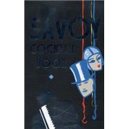 Savoy Cocktail Book by Savoy, Savoy, 9781472114242