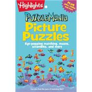Picture Puzzles by Highlights for Children, 9781629794242