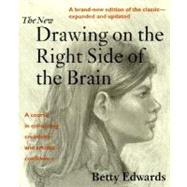 The New Drawing on the Right Side of the Brain The 1999, 3rd Edition by Edwards, Betty, 9780874774245