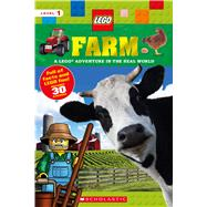Farm (LEGO Nonfiction) A LEGO Adventure in the Real World by Arlon, Penelope, 9781338214246