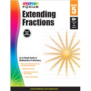 Extending Fractions, Grade 5 by Spectrum, 9781483824246