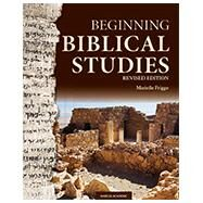 Beginning Biblical Studies by Frigge, Marielle, 9781599824246