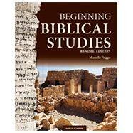Beginning Biblical Studies by Frigge, Marielle, 9781599824246
