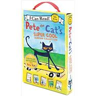 Pete the Cat's Super Cool Reading Collection by Dean, James; Dean, James, 9780062304247