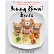 Yummy Kawaii Bento by Lee, Li Ming, 9781634504249