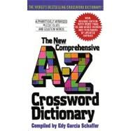 New Comprehensive A Z Xword by Schaffer Edy G, 9780380724253