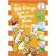 The Big Orange Book of Beginner Books by DR SEUSS, 9780553524253