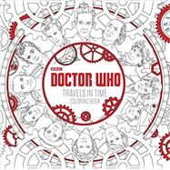 Doctor Who Travels in Time Coloring Book by Price Stern Sloan, 9780451534255